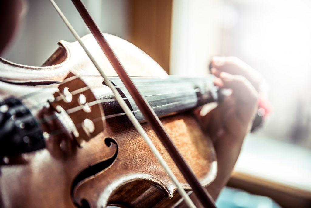Geigen Lehrer finden