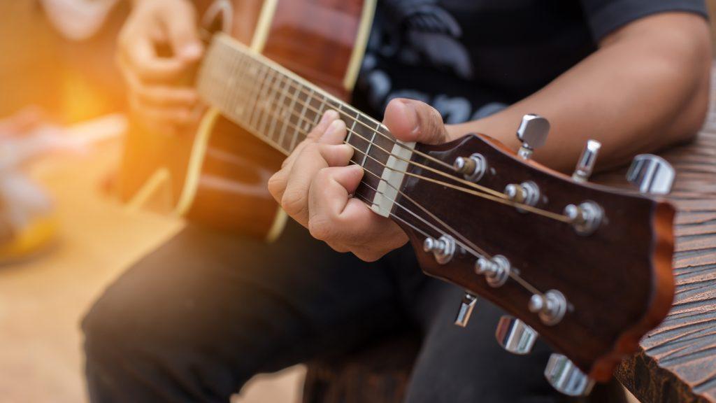 Gitarre Lehrer finden