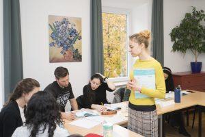 Firmen-Sprachkurse in Genève