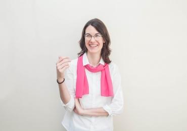 Online Deutschkurs gesucht? Deutsch Online Privatunterricht mit Nora